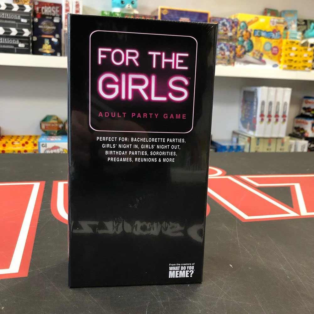 Adult Games: For The Girls Party Game #forthegirls