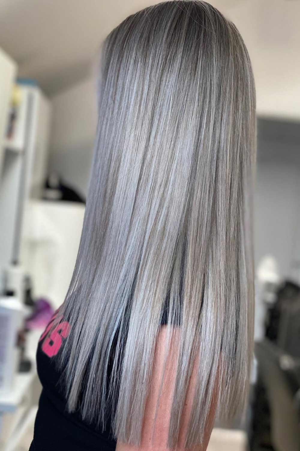 Amazing Ideas for Ash Ombre Hair