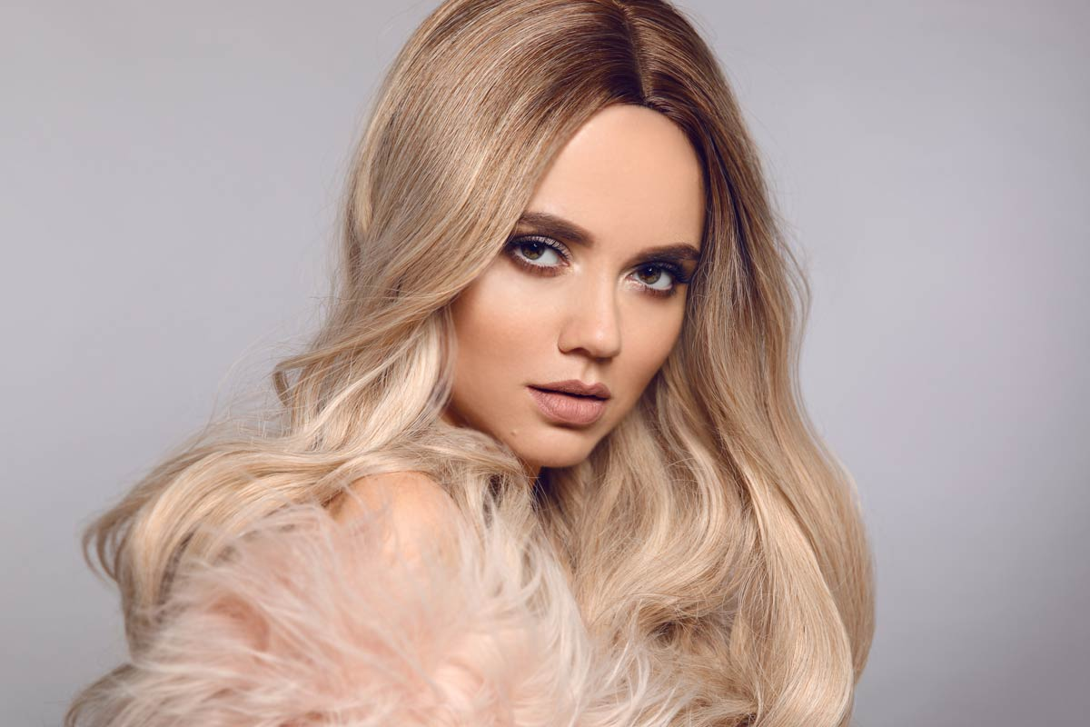 Most Popular Ideas for Blonde Ombre Hair Color