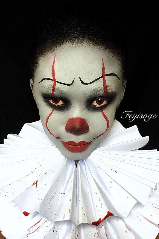 Movie Halloween Makeup Ideas