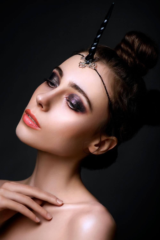 Gothic Unicorn Makeup Ideas