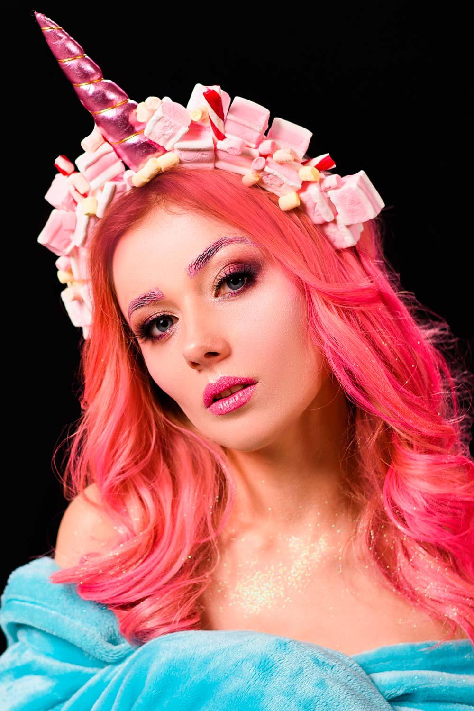 Incredible Girly Unicorn Makeup