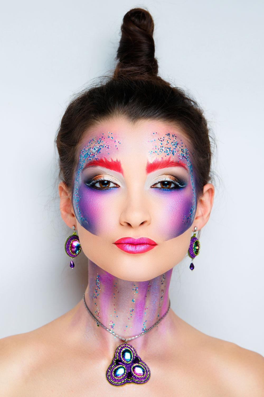 Trendy Unicorn Makeup For Parties