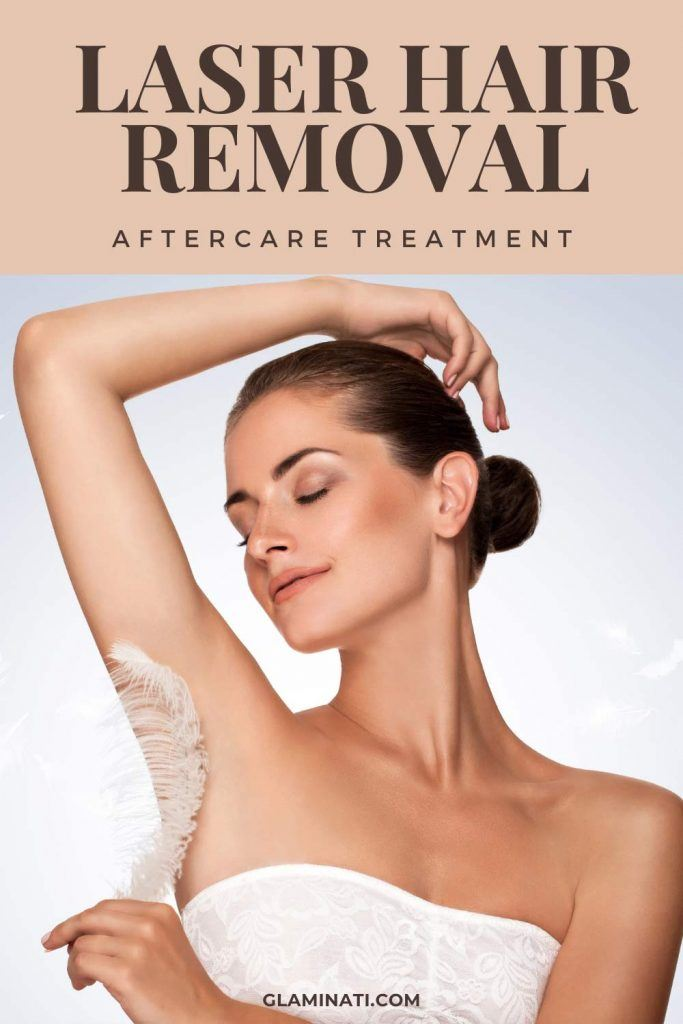How to Care About Your Skin After Laser Hair Removal