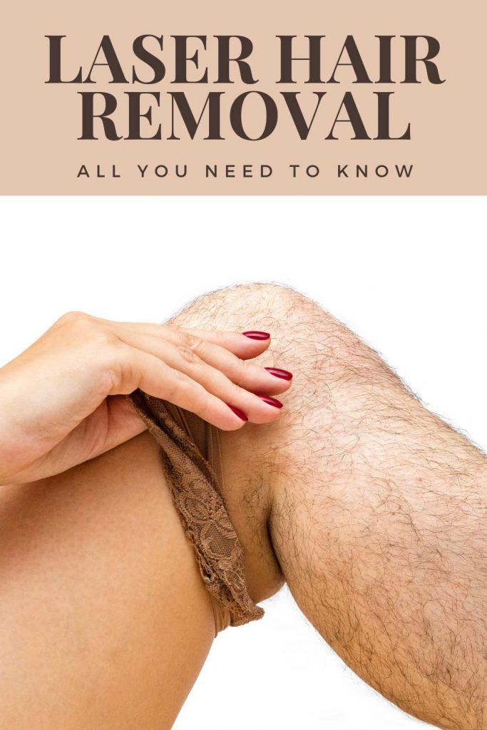 What Should You Expect From Laser Hair Removal Procedure
