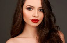 The Perfect Red Lip As Pretty As Red Flowers For Every Skin Tone