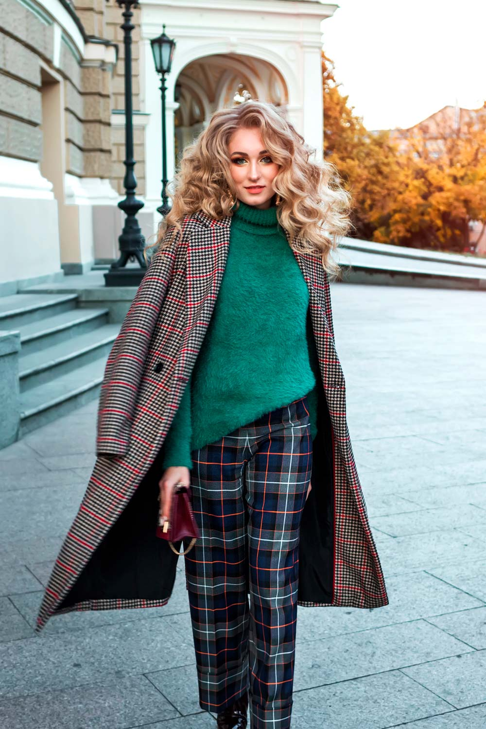 Classy Coats Winter Outfits
