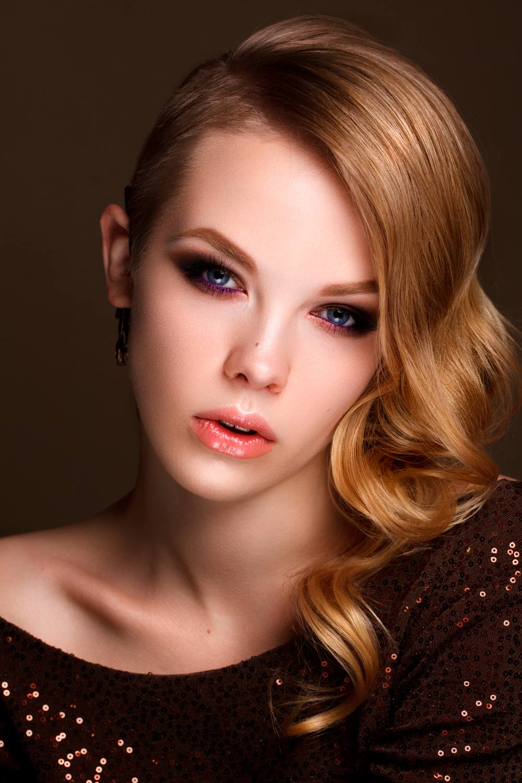 Eyeshadow for Christmas Makeup Ideas