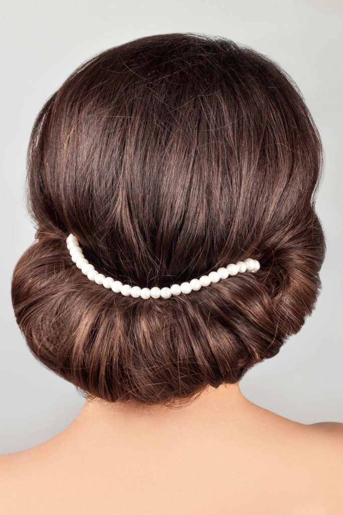Christmas Updo Hairstyle