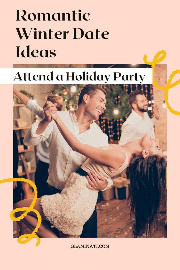 Attend a Holiday Party