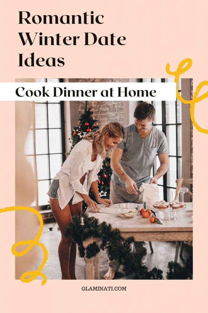 Cook a Romantic Dinner at Home