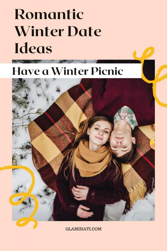 Have a Winter Picnic