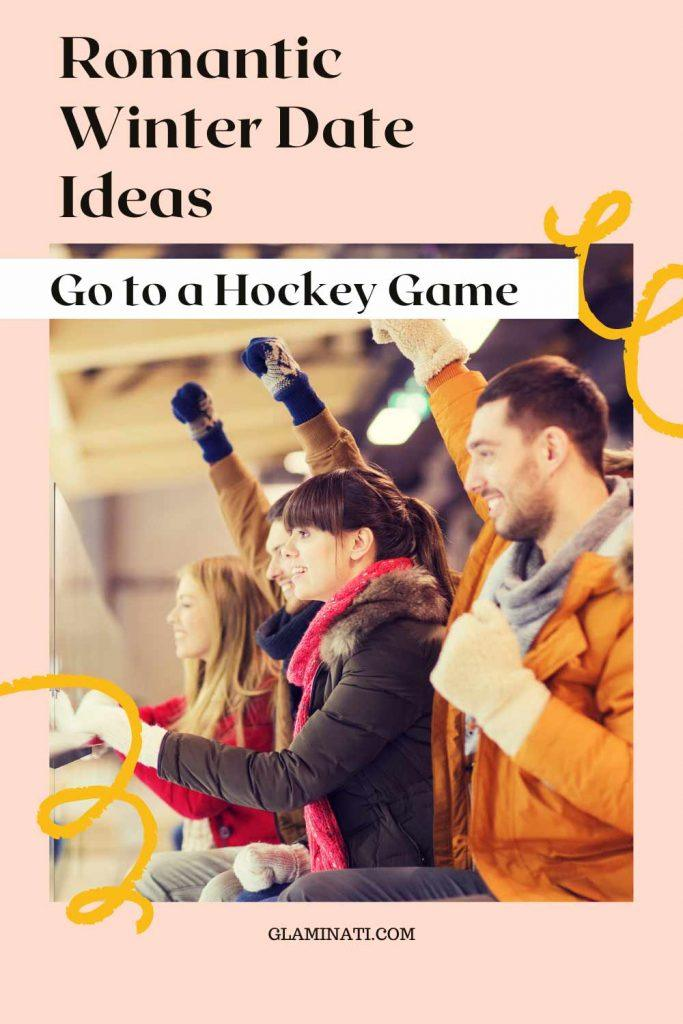 Go to a Hockey Game