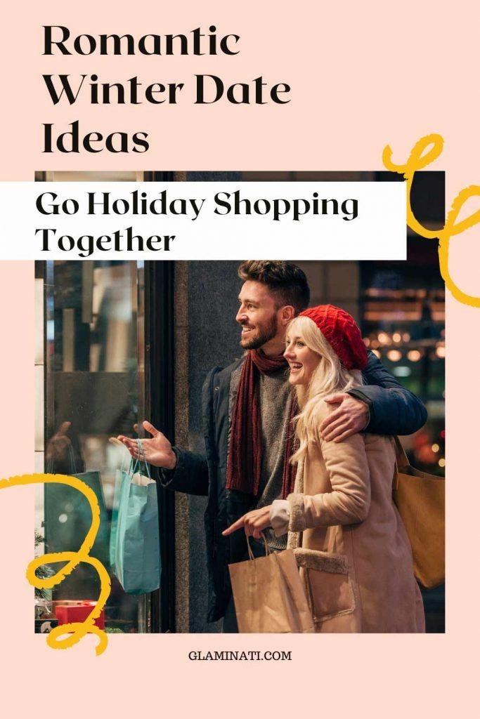 Go Holiday Shopping Together