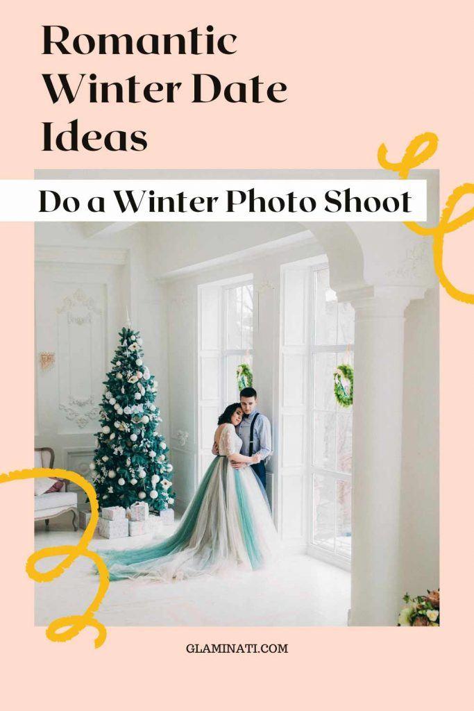 Do a Winter Photo Shoot