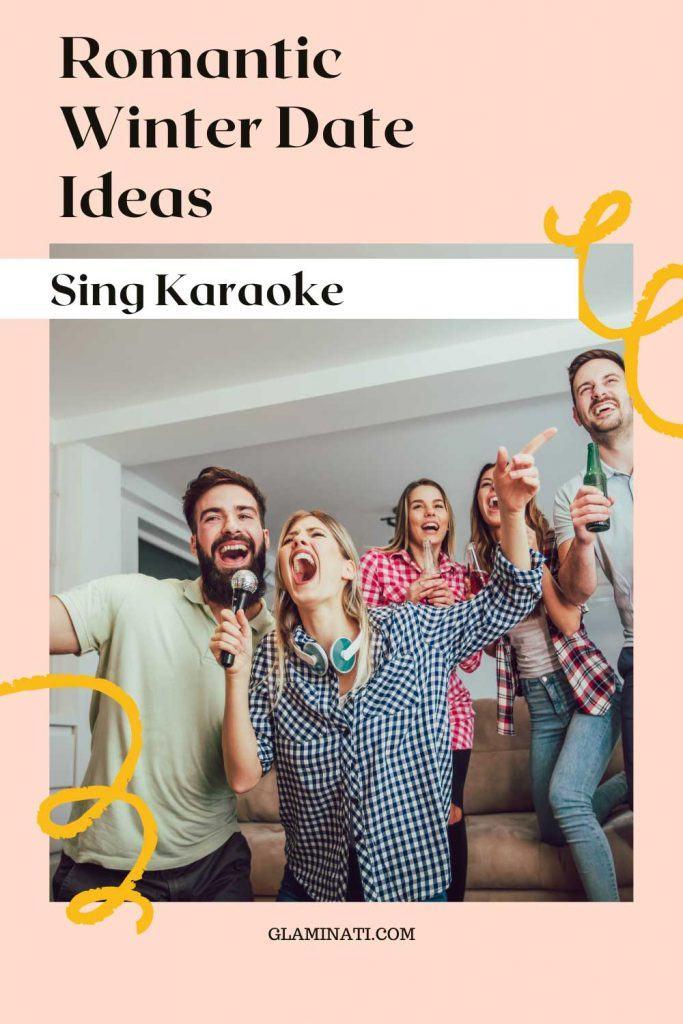 Go to Trivia Night at a Bar... or Sing Karaoke