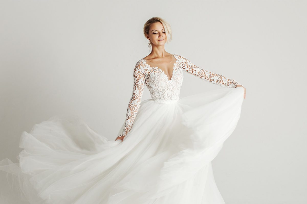 Magical Long Sleeve Wedding Dresses For Your Wedding