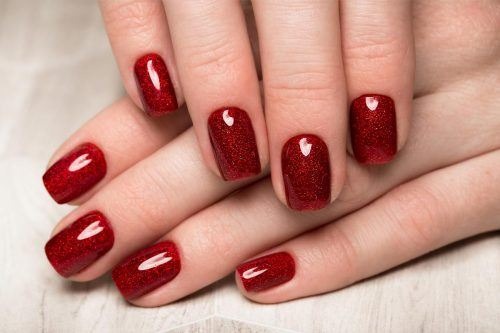 Red Nails Designs For Any Occasion