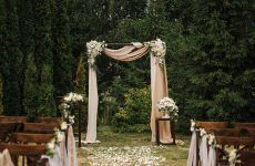 26 Beautiful Wedding Arch Ideas For Your Day Of Love
