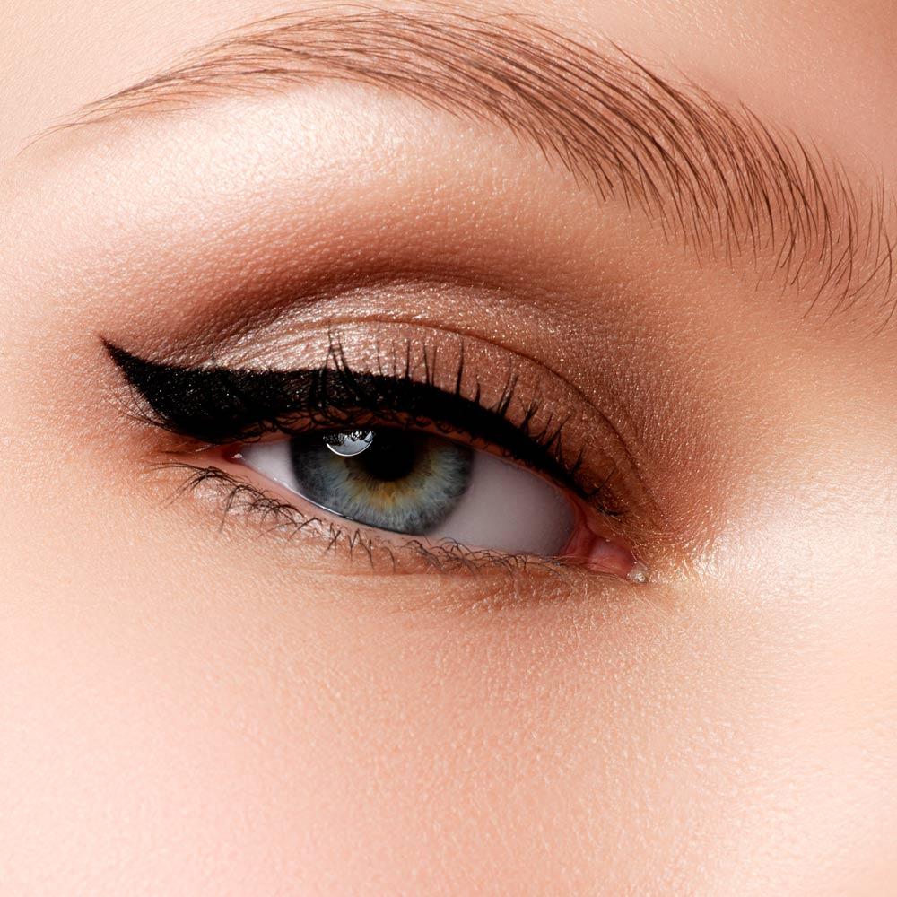 Best Makeup Ideas for Round Eye Shape