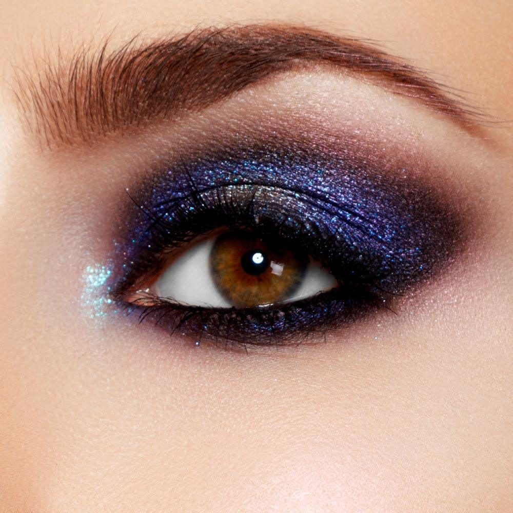 Cool Makeup Ideas for Round Eye Shape