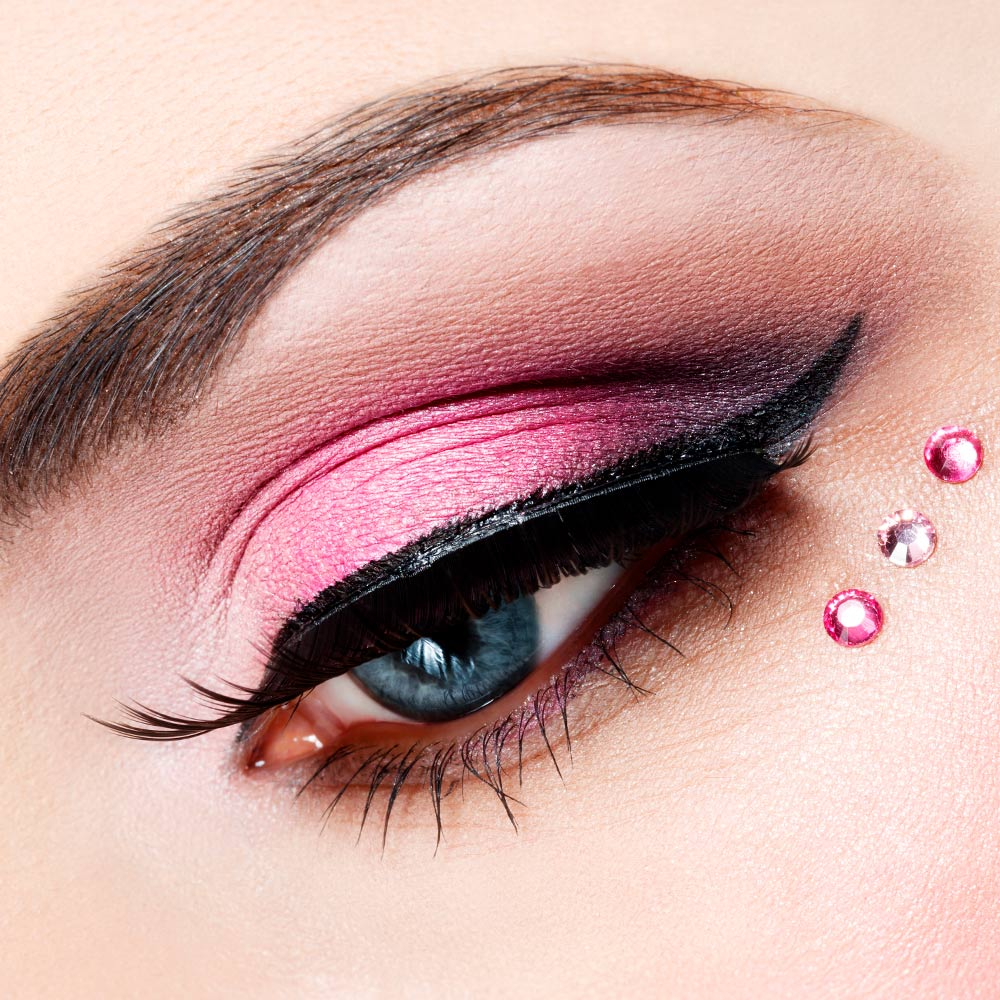 Trendy Makeup Ideas for Round Eye Shape