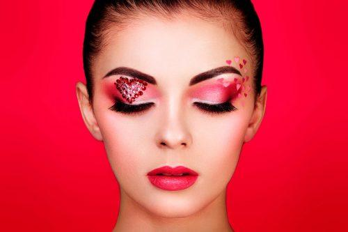 25+ Sexy Makeup Ideas For Valentines Day