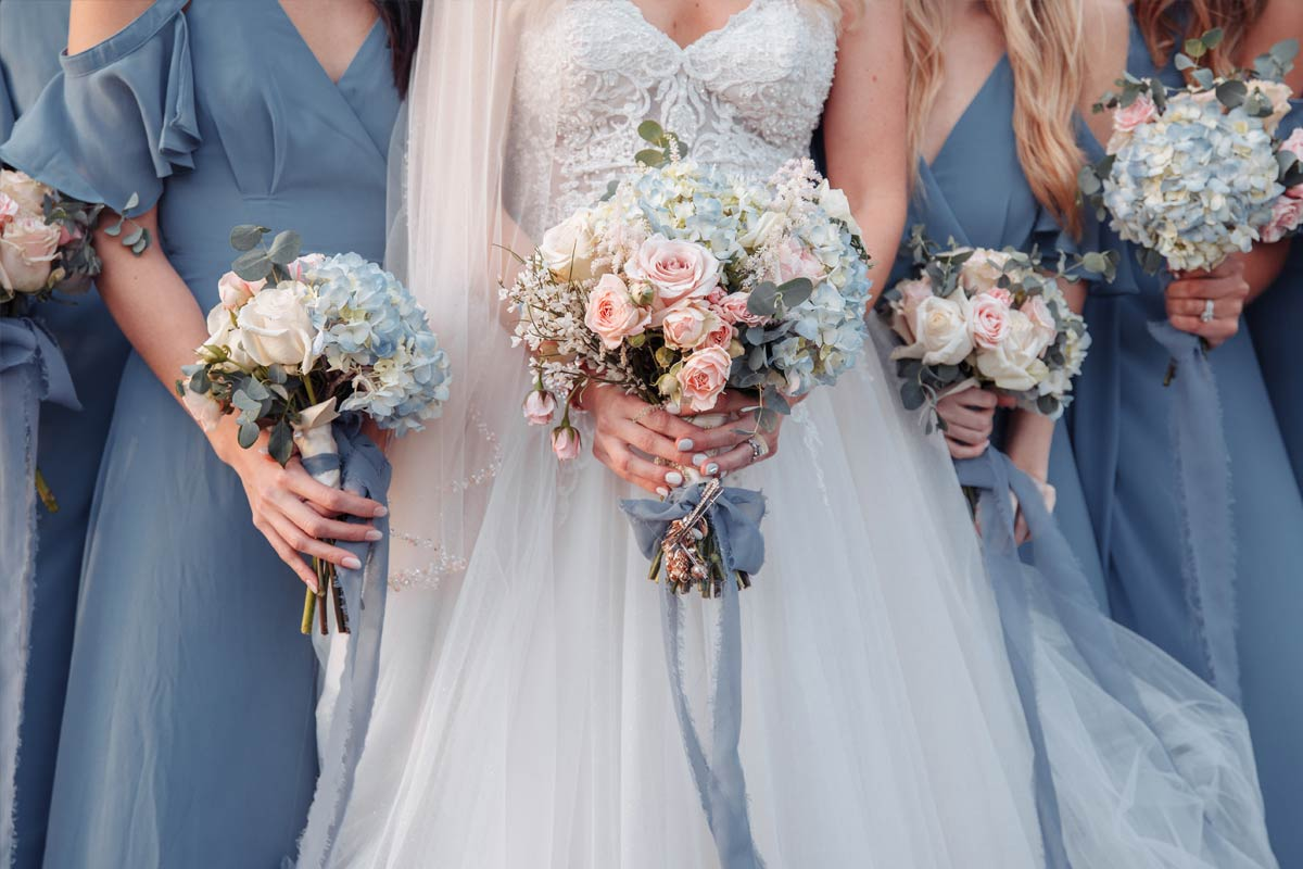 The Hottest Spring Wedding Colors For 2021