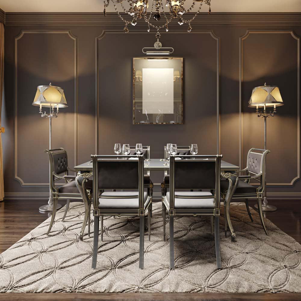 Luxury Dining Room Style