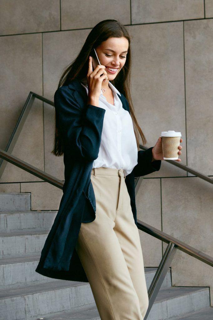 Work Outfits with Cardigan