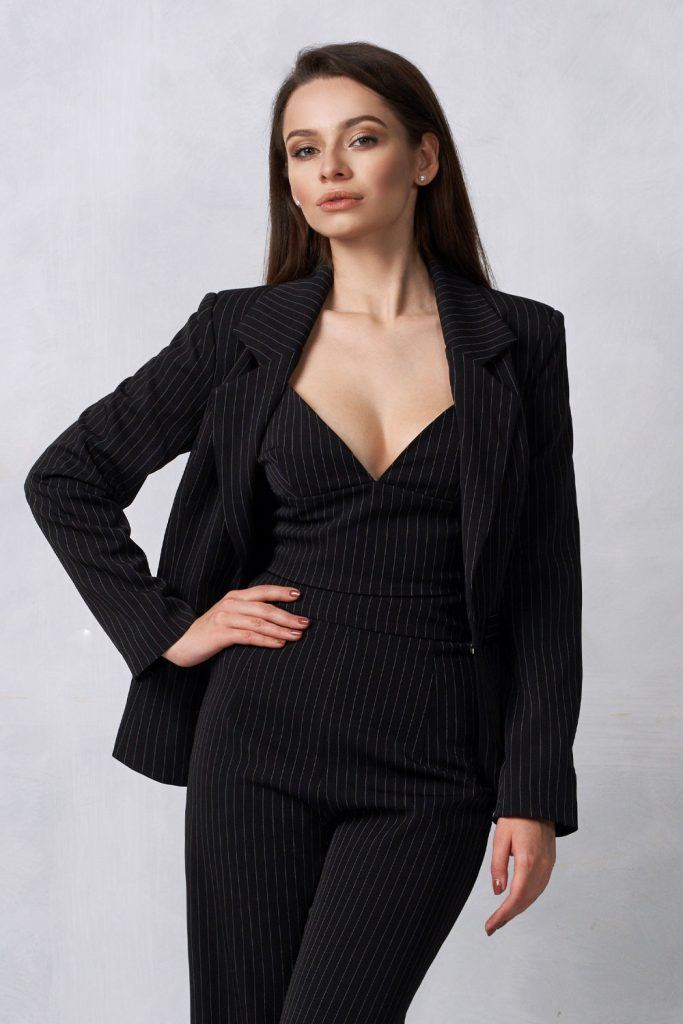 Work Suit Outfits