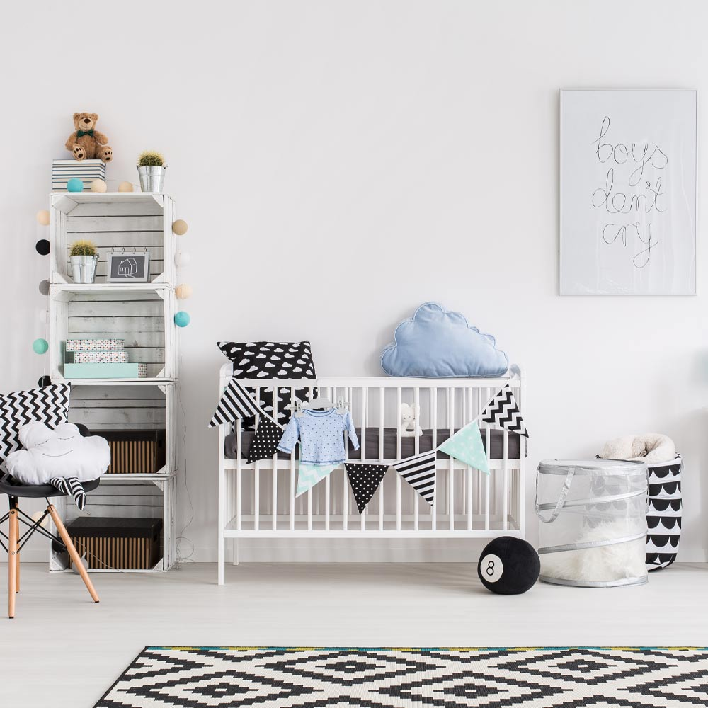 Nursery Idea for Boy