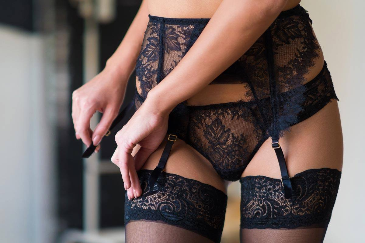 Exquisite Black Lingerie Sets for Your Sexy Look