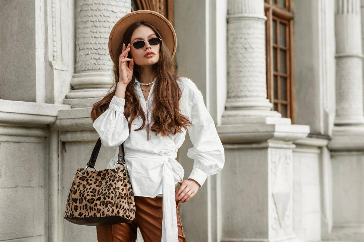 The Full Collection Of The Most Fashionable Leopard Print Outfits