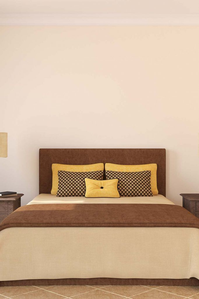 Bedroom Brown Color Palette