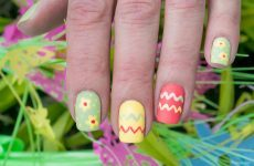 Inspiring Easter Nails Designs