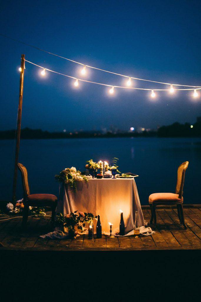 Romantic Evening Decoration