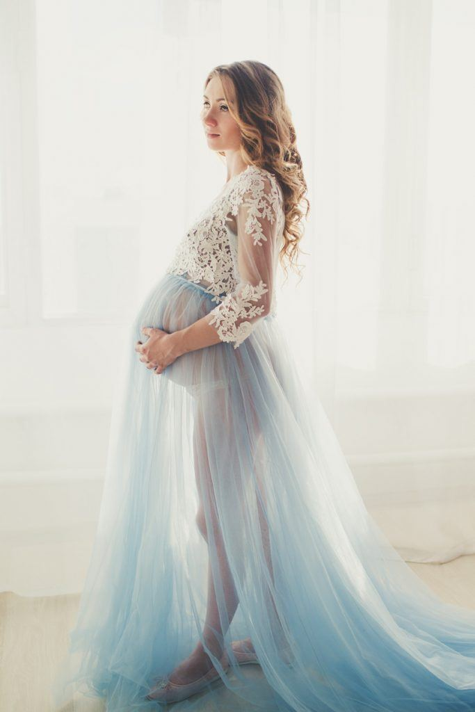 Maternity Dress for Special Occasion