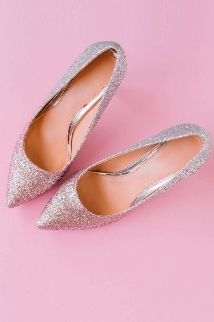 Silver Cones for Prom