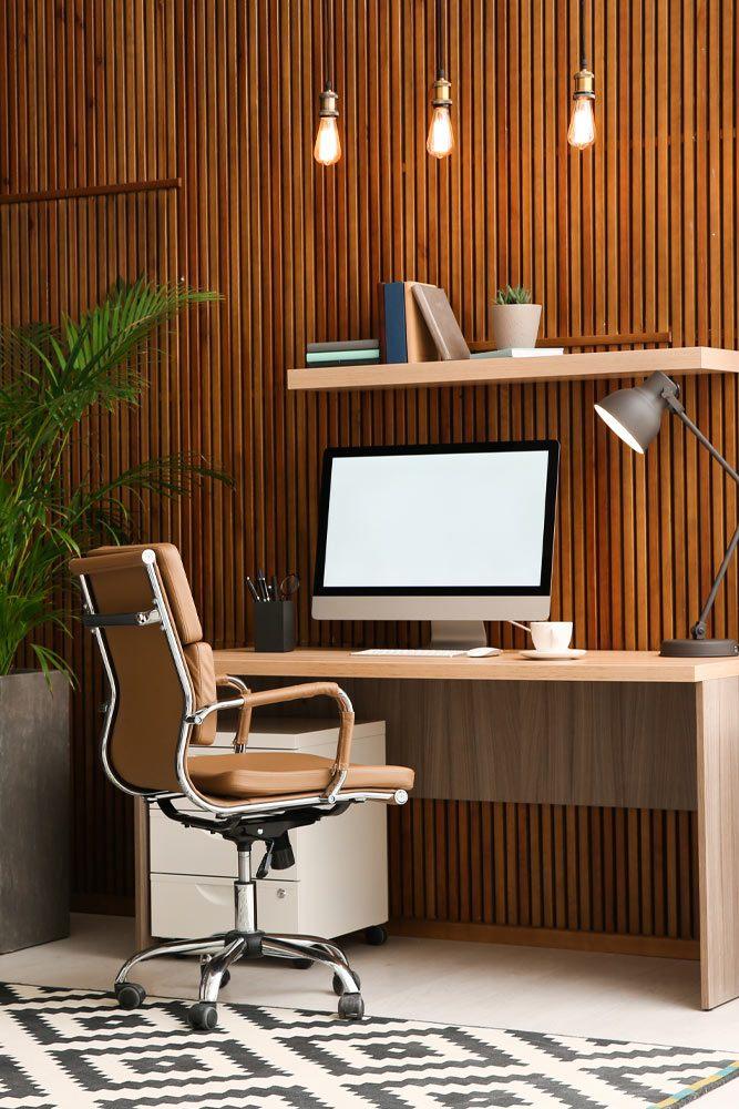 Minimalist Home Office Decoration
