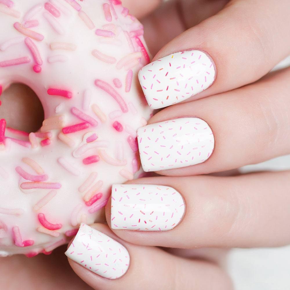 Donut Nails Design