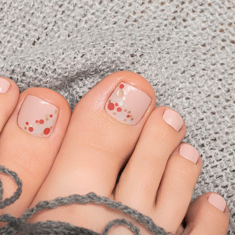 Simple Toe Nails