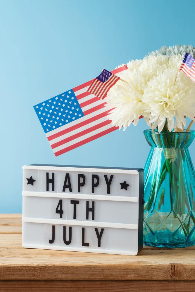 Independence Day Decoration Idea