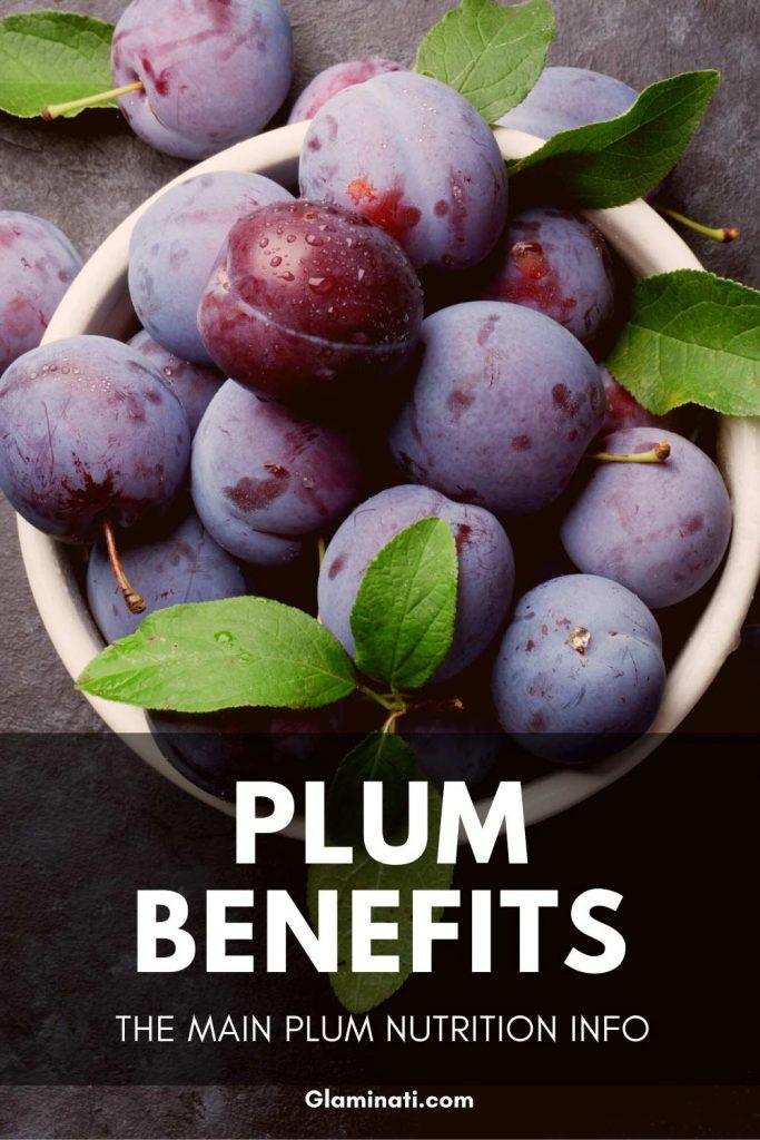 Plum Nutrition Information