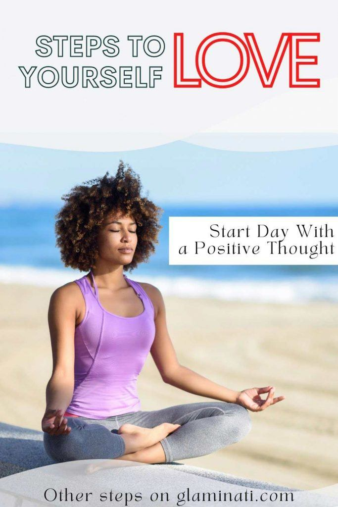 Start Off Each Day With a Positive Thought