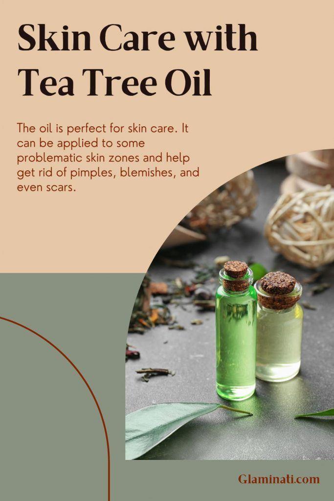 Skin Care with Tea Tree Oil