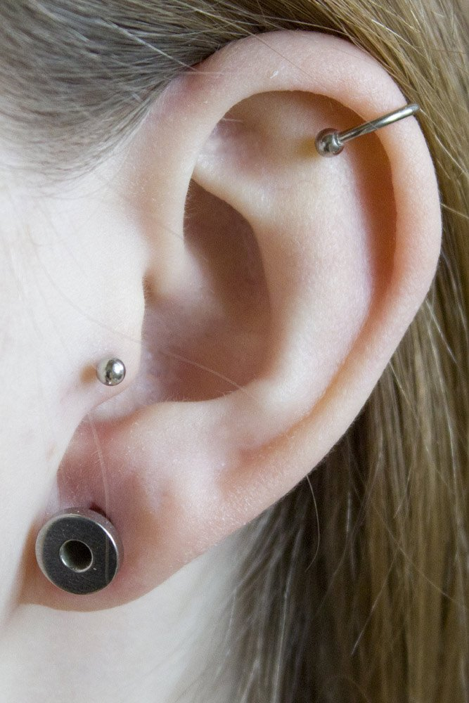 Jewelry Materials For Helix Piercing