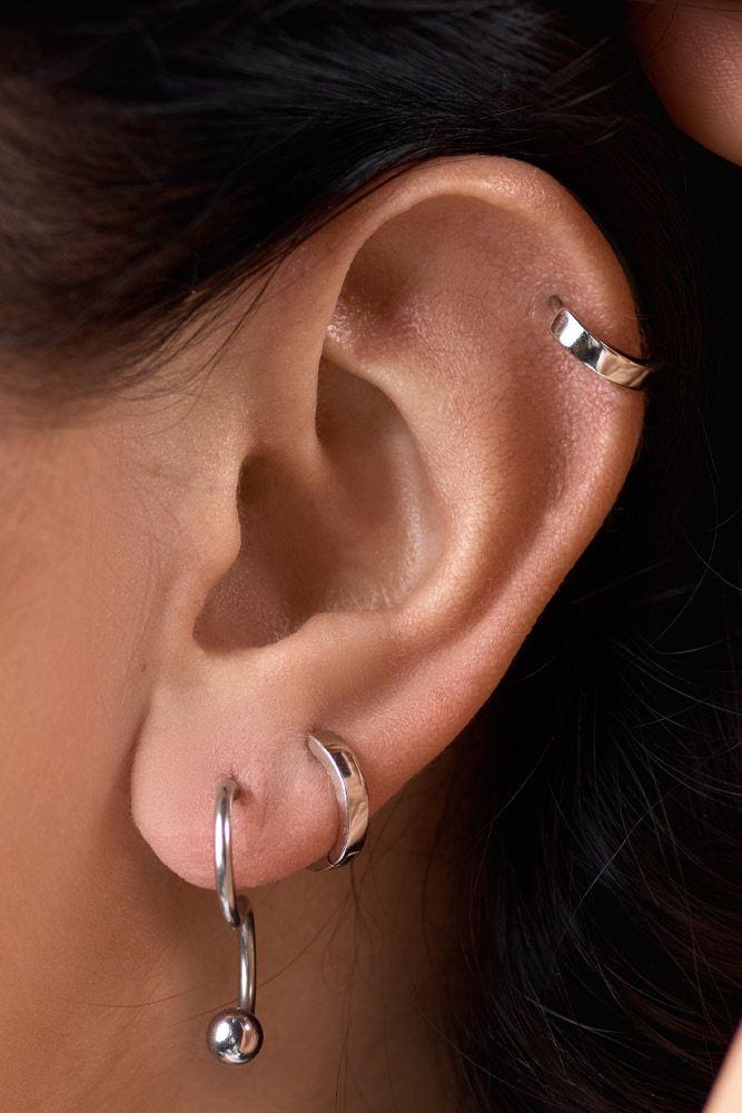 Side Effects of Helix Piercing