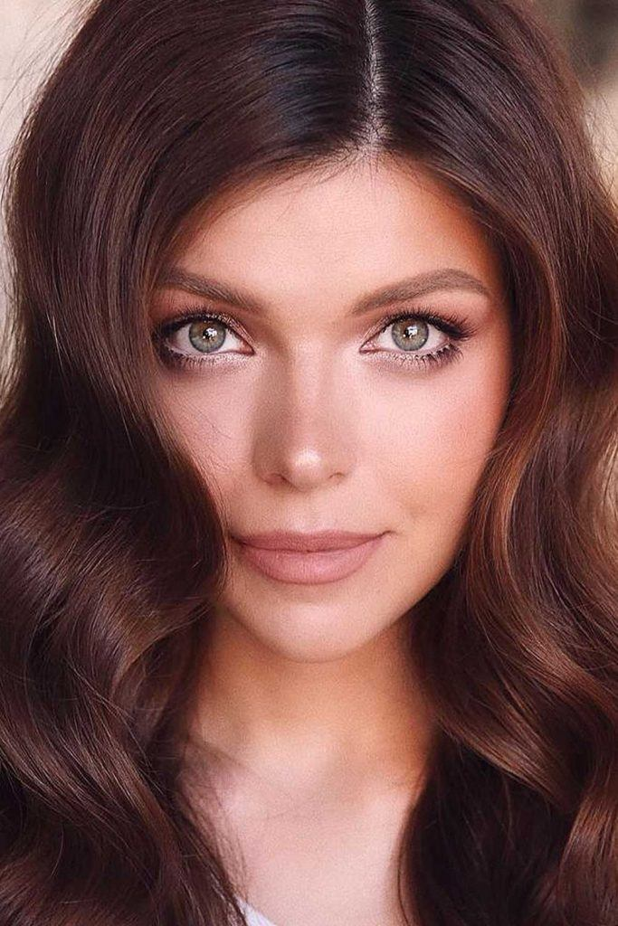 Natural Homecoming Makeup