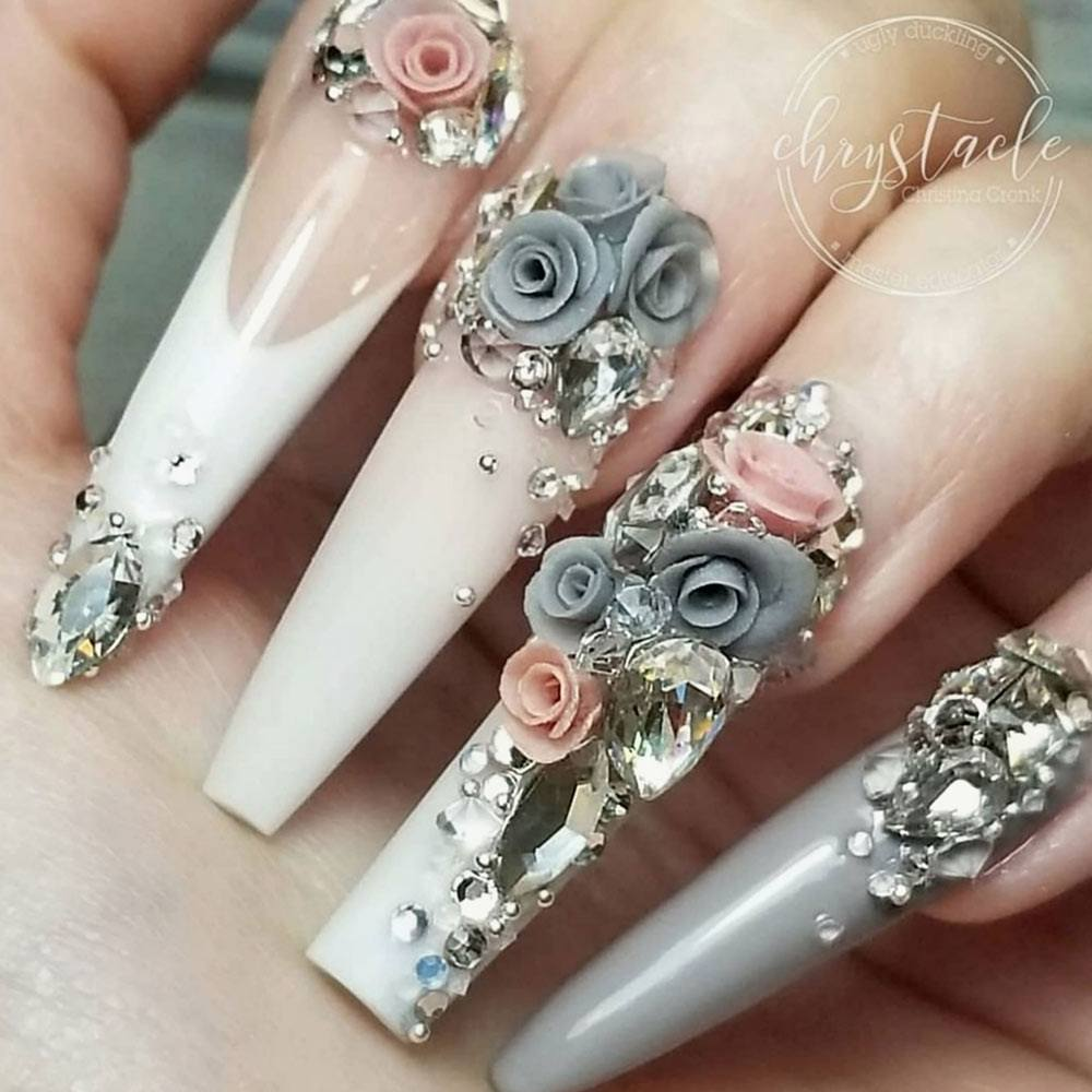 How Do You Decide What Bling To Use And When?
